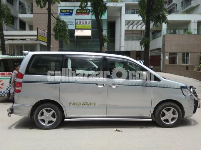 Low Cost - Microbus Rental (Noah X-2002) - 2/3