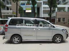 Low Cost - Microbus Rental (Noah X-2002)