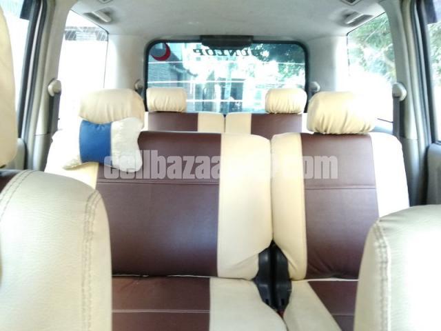 Low Cost - Microbus Rental (Noah X-2002) - 3/3