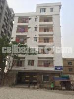 Flat for rent at Mohammadpur