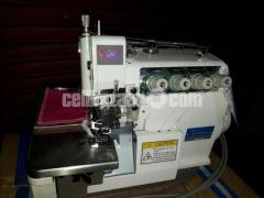 Jark high speed Over lock machine. Model : JK-798-4D