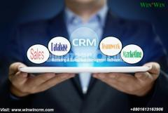 Marketing & Sales Team Management CRM Software