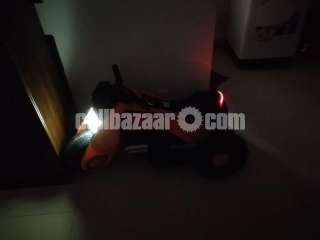 Electric motor bike - 1/5