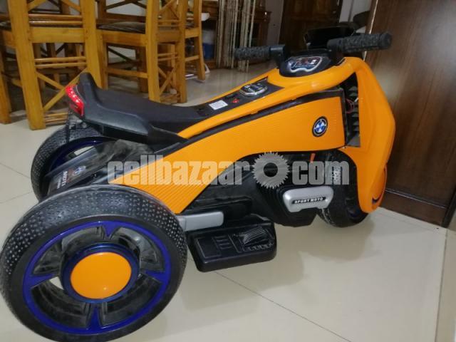 Electric motor bike - 2/5