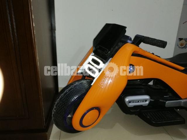 Electric motor bike - 4/5