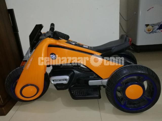 Electric motor bike - 5/5