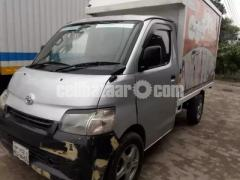 Delivery Cover Van Toyota