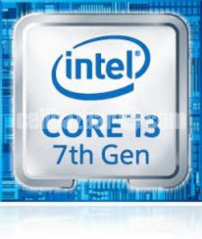 7th Gen. Intel Core I3 3.90 GHz + Western Digital Blue 1 TB HDD - 1/2