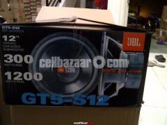 JBL Speaker (GT-5 S12)