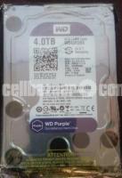 Western Digital 4TB  Internal Hard Disk