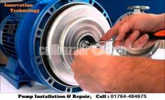 Water Pump Installation & Repair