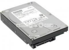TOSHIBA, HDD, 100% Working with good condition