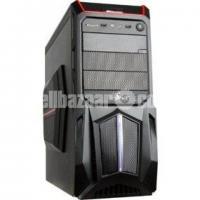 Gaming PC intel i5 8th Gen. Processor  8GB RAM 1TB HDD  120GB SSD