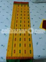 Cotton saree (Holud)