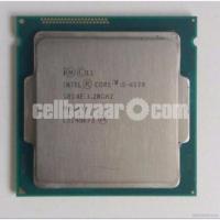 Intel i5 4570- 4th gen Processor