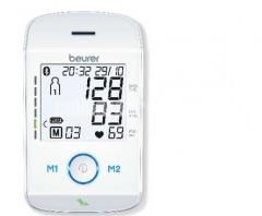 Beurer BM 85 Bluetooth upper arm Rechargeable Digital Blood Pressur monitor (Germany)