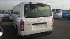 HIACE TRH200 WHITE COLOR