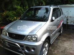 Toyota Cami 2000 (urgent) Papers Failed