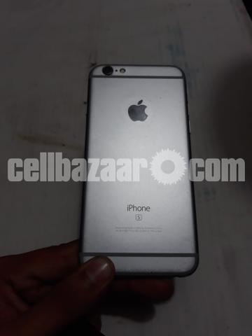 Apple iPhone 6s - 4/5