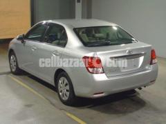 Toyota Axio X Silver Color 2014 - Image 2/3