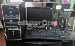 Full Fresh Used Intel core i3 Desktop