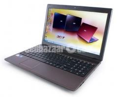 Acer [ Intel Core TM i3-380M ]