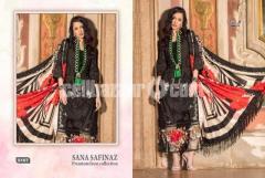 Sana Safina - Premium Lawn - Salwar Kameez - 5107 - ASI
