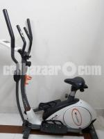 2 in one Cross cycle trainer