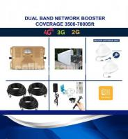 Network Booster 4G Dual Band Signal Repeater 3500/7000Sft