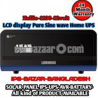 ZELLIO+ HOME UPS: LCD DISPLAY &PURE SINE WAVE OUTPUT