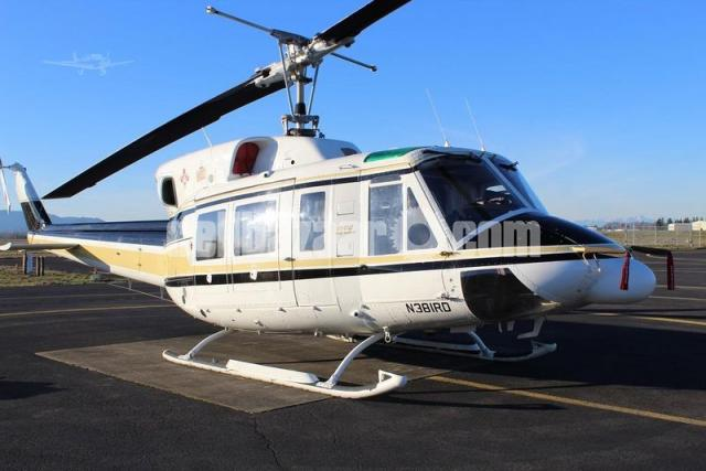 1977 BELL 212 For Sale In Colleyville, Texas Basundhara