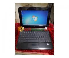 HP MINI ATOM ,2GB RAM,320HDD