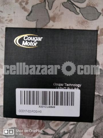 Cougar motor h3 led fog light - 1/5
