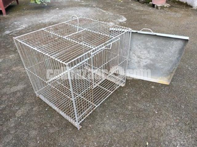 Heavy Cage for birds and small animals - 2/3
