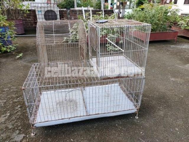 Heavy Cage for birds and small animals - 3/3