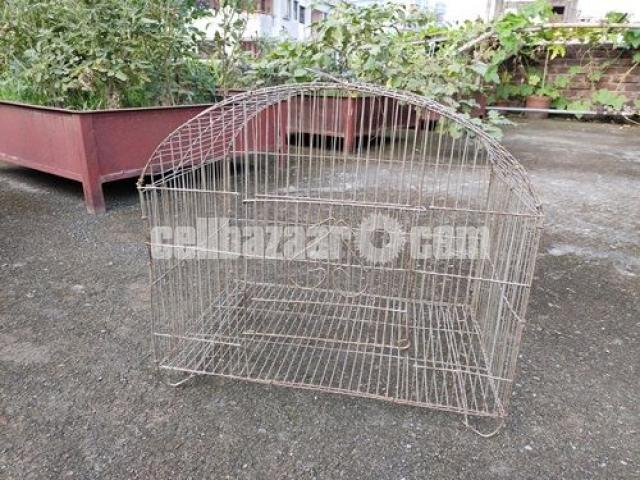 Cage for birds and small animals - 1/3