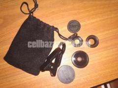 3-in-1 Wide Angle Macro Fisheye Lens All Mobile Camera Kits - Image 5/5