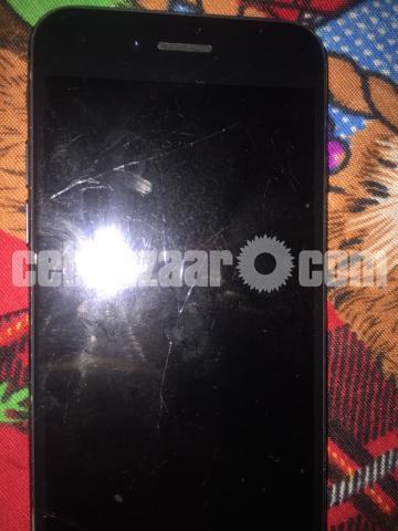 Apple iphone 7 matte black - 1/1