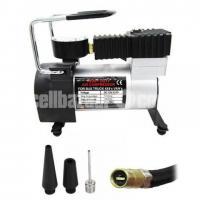 12V Portable Mini Air Compressor Electric Tire Infaltor Pump