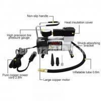 12V Portable Mini Air Compressor Electric Tire Infaltor Pump - Image 3/5