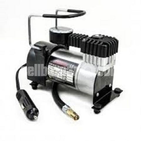 12V Portable Mini Air Compressor Electric Tire Infaltor Pump - 5/5