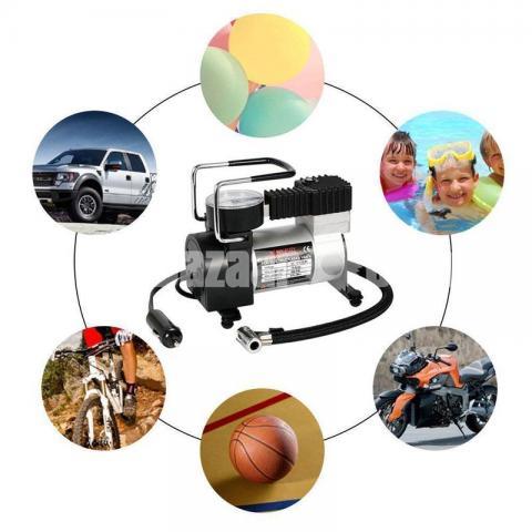Portable car mini air compressor Electric - 1/3