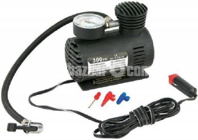 Portable car mini air compressor Electric - 3/3