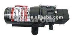 Portable Mini Diaphragm High Pressure Water  pump auto on/ off