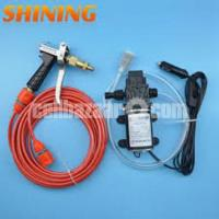Mini Car/Bike High Pressure Washer Pump Set :