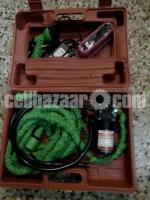 Mini Car/Bike High Pressure Washer Pump Set : - Image 3/5