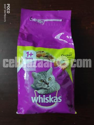 Whiskas Cat Food - Imported From UK. - 1/1