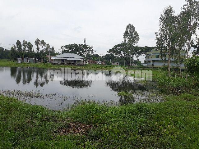 Land for sale (Bogura) - 1/5