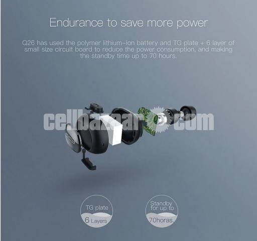 QCY Q26 Mini Bluetooth earphone Handsfree business earphones with MIC - 5/5