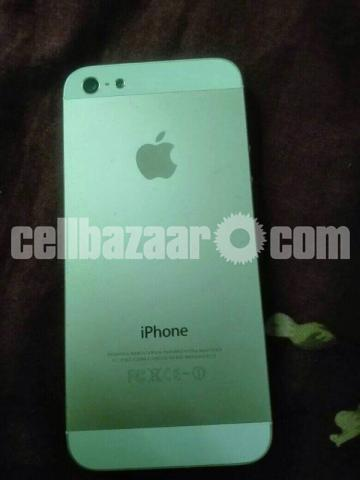 Apple 5 - 2/3